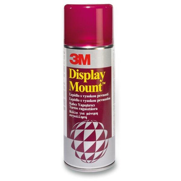 Lepidlo ve spreji 3M Display Mount - extrémně silné 400 ml