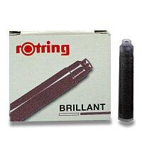 Inkoustové bombičky Rotring Brillant