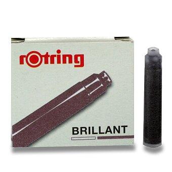 Obrázek produktu Inkoustové bombičky Rotring Brillant - modré