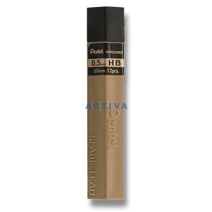 Obrázek produktu Pentel - tuhy - 0,5 mm, HB