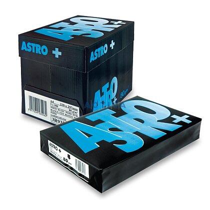 Obrázek produktu Xerografický papír Astro+ - A4, 80 g, 5x500 listů