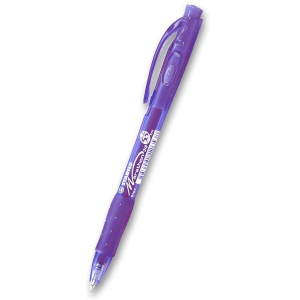 Kuličková tužka Stabilo 318 Marathon fialová