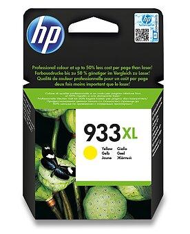 Obrázek produktu Cartridge HP CB056AE XL pro inkoustové tiskárny - yellow (žlutý)