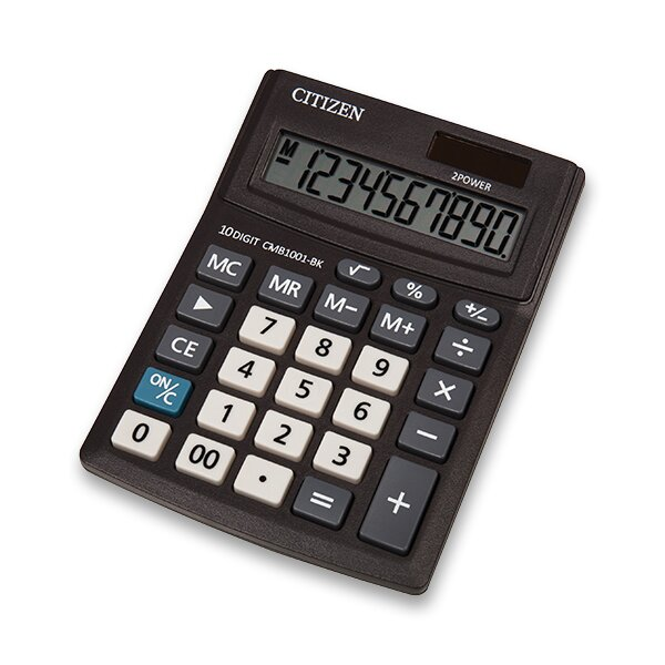 Stolní kalkulátor Citizen CMB-1001