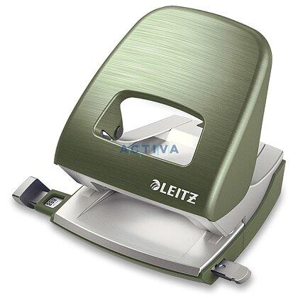 Obrázek produktu Leitz NeXXt Style 5006 - děrovačka - na 30 listů, zelená