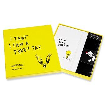 Obrázek produktu Moleskine Looney Tunes box - dárková sada