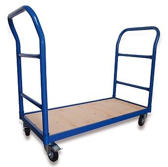 Obrázek produktu Manipulační vozík W02N - nosnost 250 kg, plošina 50 x 100 cm
