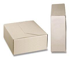 Archivační krabice pro dlouhodobou archivaci Emba