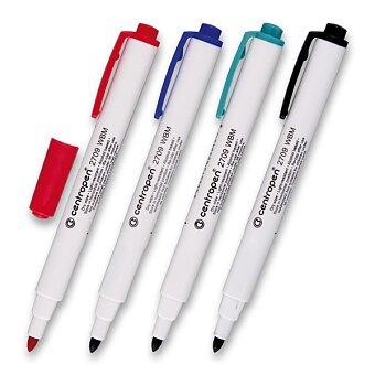 Obrázek produktu Popisovač na bílé tabule Centropen Whiteboard Marker 2709 - výběr barev