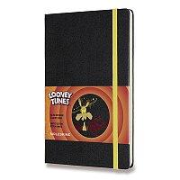 Zápisník Moleskine Looney Tunes - tvrdé desky