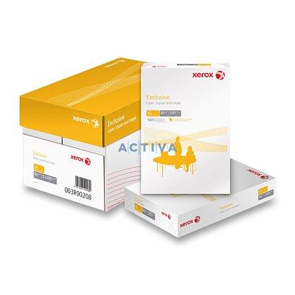 Obrázok produktu Xerox Exclusive - xerografický papier  - A4, 5 × 500 listov, 80 g