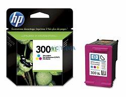 Cartridge HP CC644EE - color č. 300 XL (barevná) pro inkoustové tiskárny