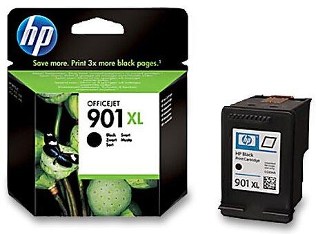 Obrázek produktu Cartridge HP CC654AE č. 901 XL pro inkoustové tiskárny - black (černý)