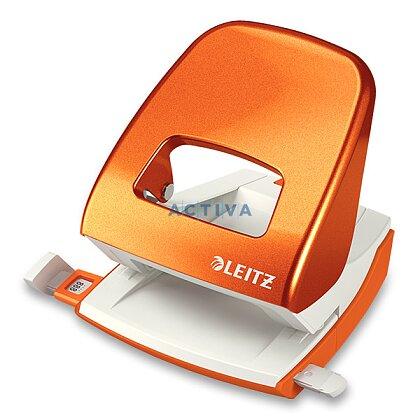 Obrázek produktu Leitz NeXXT Wow 5008 - děrovačka na 30 listů,  oranžová