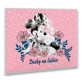 Obrázek produktu Desky na číslice Minnie Mouse