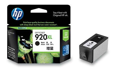 Obrázek produktu Cartridge HP CD975AE č. 920 XL pro inkoustové tiskárny - black (černý)