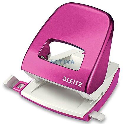 Obrázek produktu Leitz NeXXT Wow 5008 - děrovačka na 30 listů, růžová