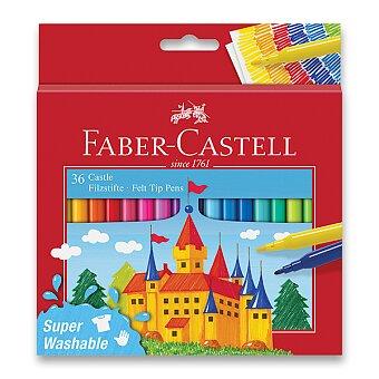 Obrázek produktu Dětské fixy Faber-Castell Castle - 36 barev