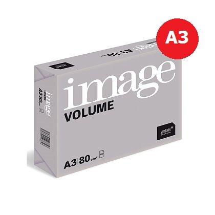 Obrázok produktu Image Volume - xerografický papier - A3, 80 g, 500 listov