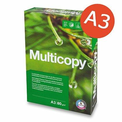 Obrázok produktu MultiCopy Original - xerografický papier - A3, 80 g, 500 listov