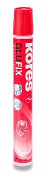 Obrázek produktu Tekuté transparentní lepidlo Kores Glufix - 50 ml