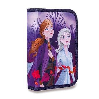 Obrázek produktu Penál Frozen II - 1patrový, 2 chlopně, prázdný