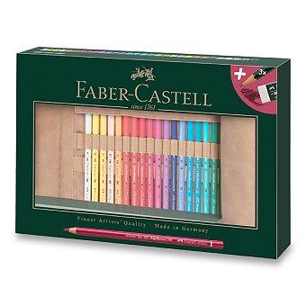 Obrázek produktu Pastelky Faber-Castell Polychromos - pouzdro, 30 barev