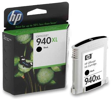 Obrázek produktu Cartridge HP C4906AE č. 940 XL pro inkoustové tiskárny - black (černý)