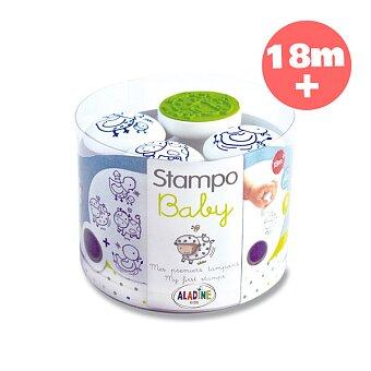 Obrázek produktu Razítka Aladine Stampo Baby - Zvířátka na dvorku