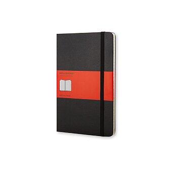 Obrázek produktu Adresář Moleskine - tvrdé desky - S, černý