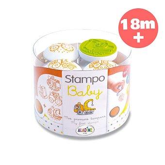Obrázek produktu Razítka Aladine Stampo Baby - Stroje