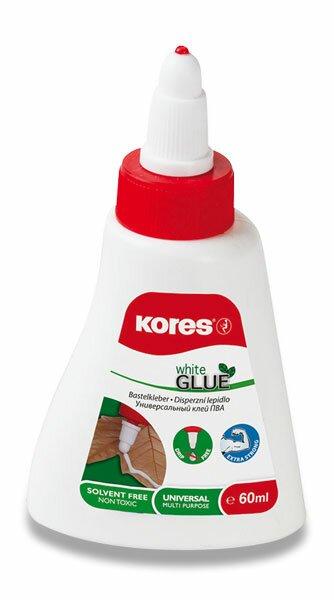 Tekuté lepidlo Kores White glue 250 ml