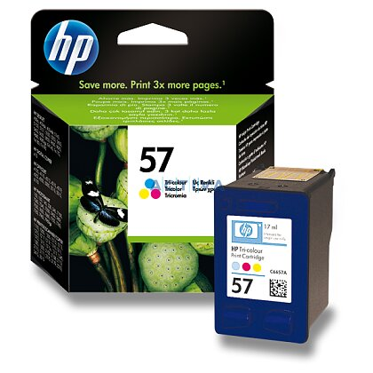 Product image HP - cartridges C6657AE for inkjet printers