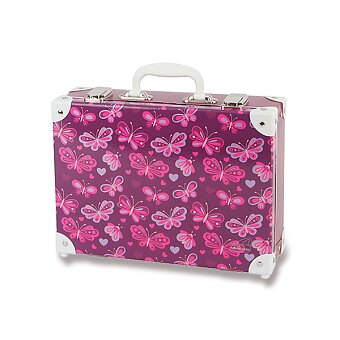 Obrázek produktu Dětský kufřík Schneiders Butterfly