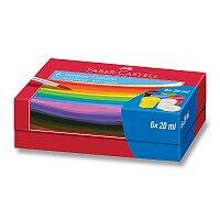 Temperové barvy Faber-Castell Tempera