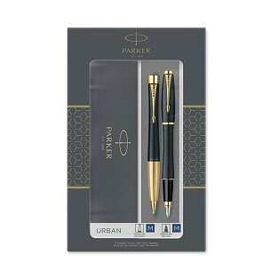 Parker Urban Matt Black CT