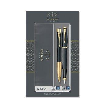 Obrázek produktu Parker Urban Matt Black CT - sada plnicí pero a kuličková tužka