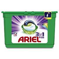 Gelové kapsle na praní Ariel Color 3 v 1