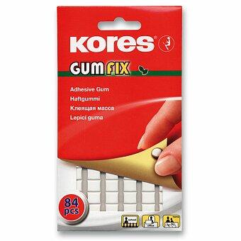 Obrázek produktu Lepicí guma Kores Gumfix - 50 g, 84 kusů