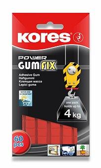 Obrázek produktu Montážní guma Kores Power Gumfix - 35 g, 60 ks