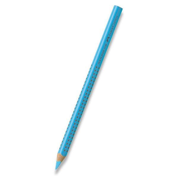 Pastelka Colour Grip Jumbo Neon modrá