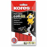 Oboustranně silně lepící guma Kores