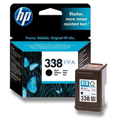 Obrázek produktu HP - cartridge C8765EE,  black č. 338 (černá) pro inkoustové tiskárny
