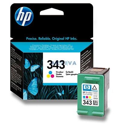 Obrázek produktu HP - cartridge C8766EE, color č. 343 (barevná) pro inkoustové tiskárny