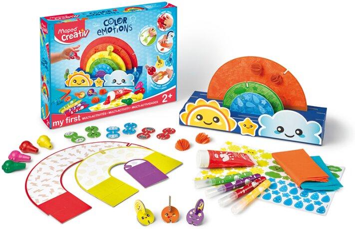 Kreativní sada Maped Creativ Early Age Color Emotions Set