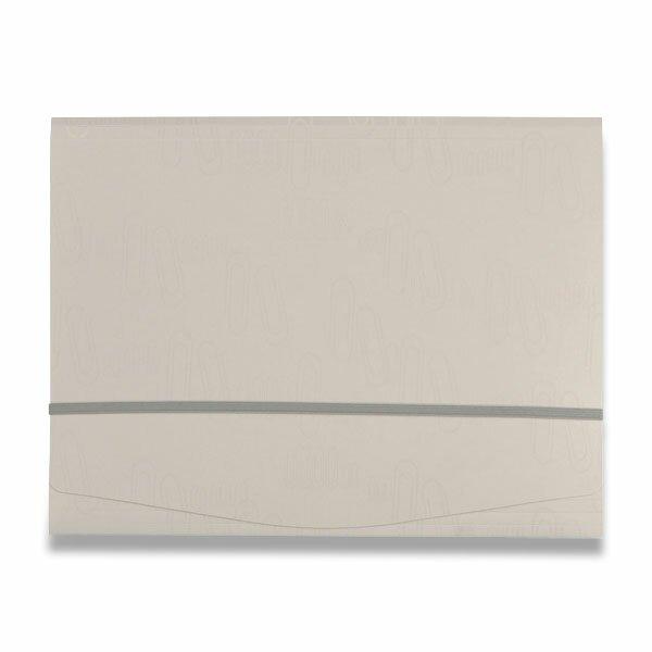 Spisové desky I Clip bílé