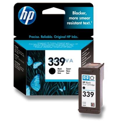 Obrázek produktu HP - cartridge C8767EE, black č. 339 (černá) pro inkoustové tiskárny