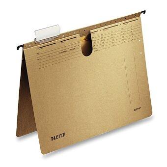 Obrázek produktu Závěsné zakládací desky s rychlovazačem Leitz Alpha
