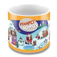 Razítka Aladine Stampo Minos Pohádkové Vánoce