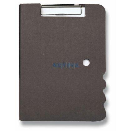 Obrázek produktu EMBA Luxor - kartonové uzavíratelné psací desky - černé